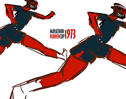 MARATHON RUNNERCUP 1973