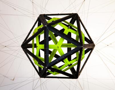 Platonic - a temporary installation