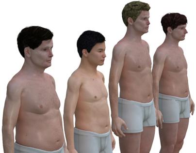 Body Measurement Project