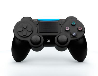 3D PS4 Prototype