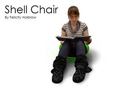 Shell Chair (fall 2013)