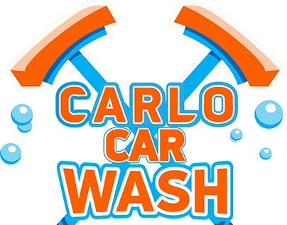 Carlo Car Wash Logo