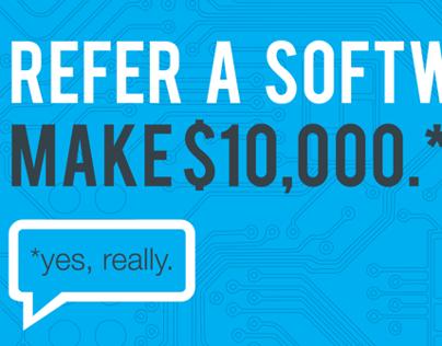 Refer a Software Developer, Make $10,000. (Really.)