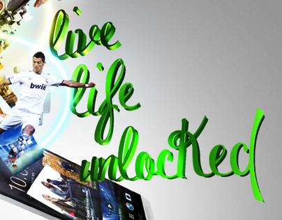 HTC Concept Campaign