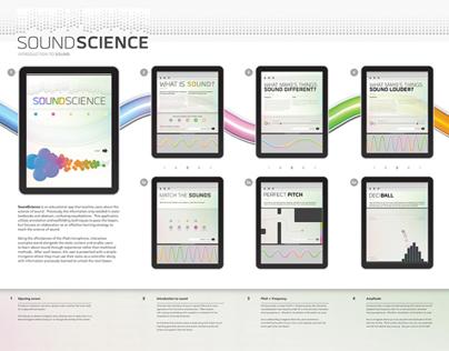 SoundScience Educational App