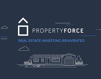PropertyForce - Motion Graphics