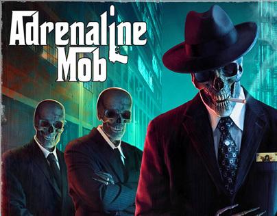 Adrenaline Mob-Men Of Honor