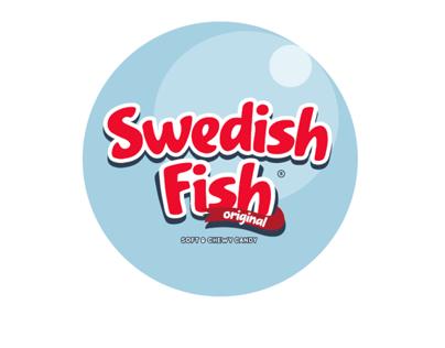 Swedish Fish Rebrand Animation