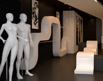 Franchise Boutique Interior