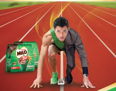"MILO 3in1 Malaysia ""Ready Set Go!"" Emotiv Game"