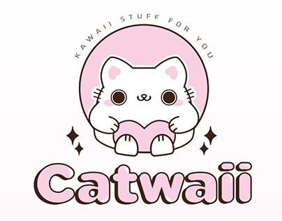 Catwaii - Branding