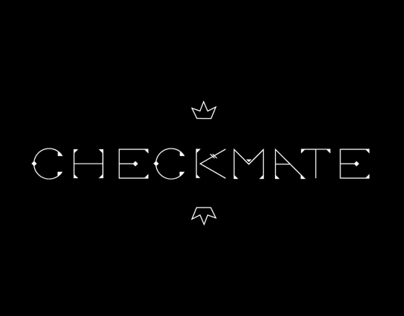 Checkmate Font