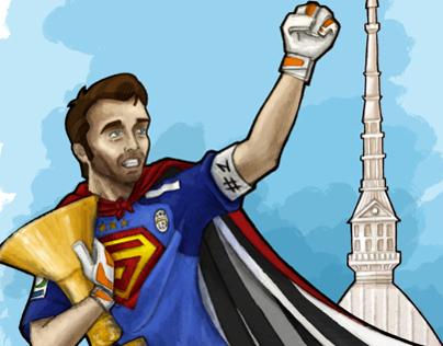 Gigi Buffon e il Derby della Mole