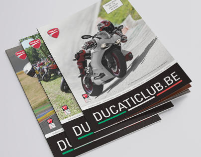 Ducaticlub.be - Magazines