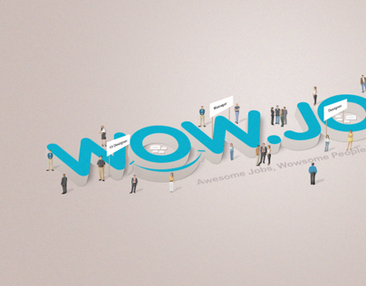 wow.jobs social media creative