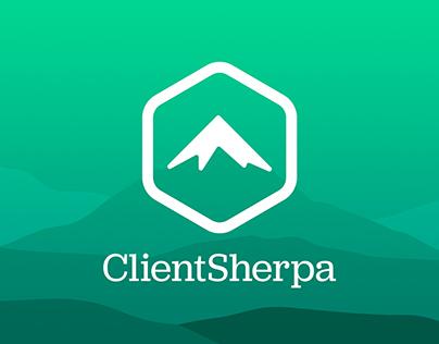 ClientSherpa App Logo