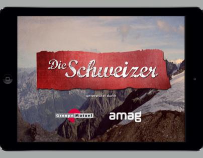 Videobook - Die Schweizer
