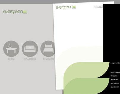 Evergreen Arredi | Corporate Identity