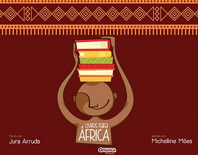 Livros para África