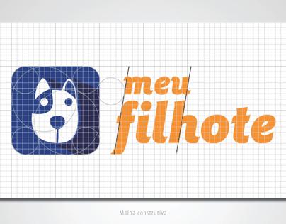 Manual de Identidade Visual - Pet Sitter Meu Filhote