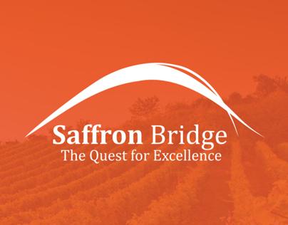 Saffron Bridge // Logo - carte de visite - dépliant