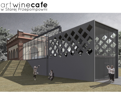 ArtWineCafe w Starej Przepompowni, Poznań