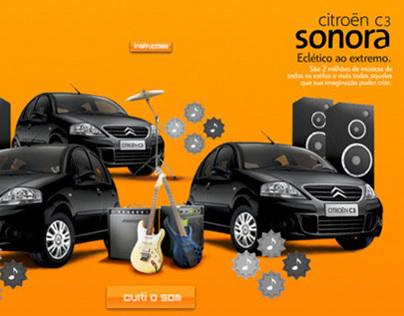 Citroën C3 Sonora