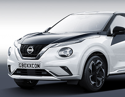2020 Nissan Juke Black&White Edition