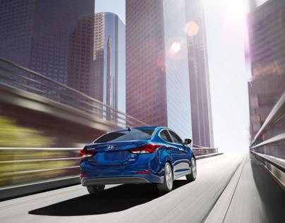 2014 Hyundai Elantra.