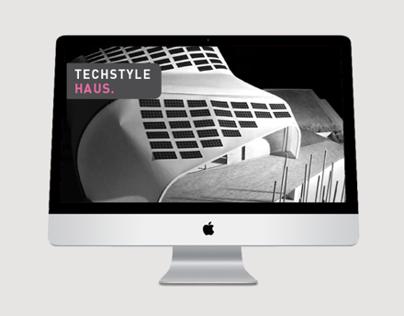 Techstyle Haus Website