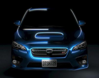 Subaru 2015 WRX STI unveiling commercial exerpt.