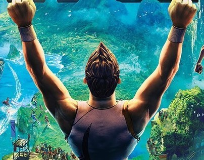 KINECT SPORTS RIVALS E3 Trailer