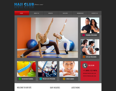Haji club fitness center