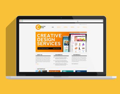 Creative Studio Website