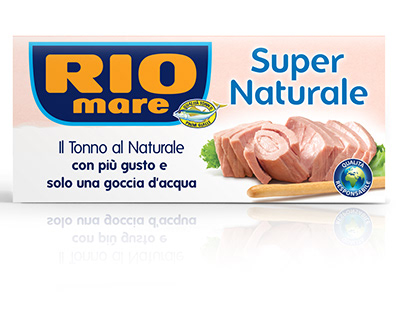 "Riomare - new product launch ""SuperNaturale"""