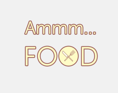Food icon for a new app