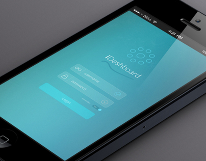 Dashboard iOS8