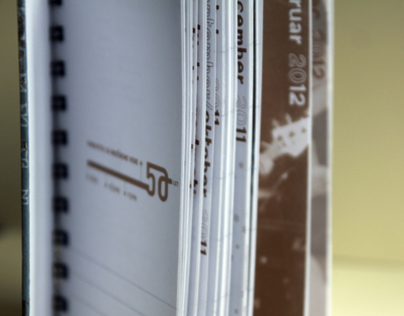 student's planner book / 2011
