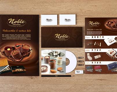 Noble Chokolate - ads