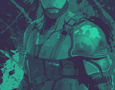 Splinter Cell Fan Art