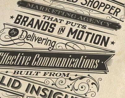 Typography | Kinetic on Behance