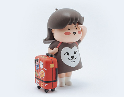 Trip to the Czech Republic with Carry figure