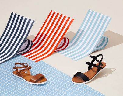 SHELLYS LONDON for ALDO Shoes / Spring 2014