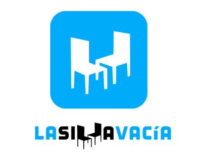 Mobile app La silla vacia
