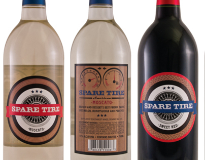 Spare Tire Wine