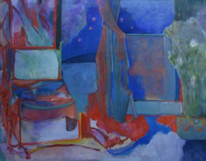 Selected Paintings 2011 - 2013