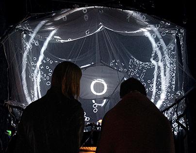 Noosphere forest exhibition