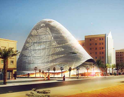 SCE - Riyadh building | Saudi Council of Engineers