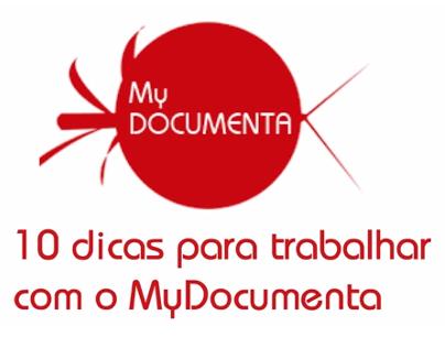 Tutorial: 10 passos para trabalhar com o My Documenta