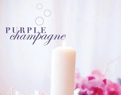 purple champagne web applications